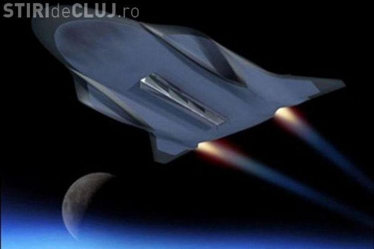 Avion hipersonic, care zboara de 20 de ori mai repede decat sunetul, creat de americani VIDEO