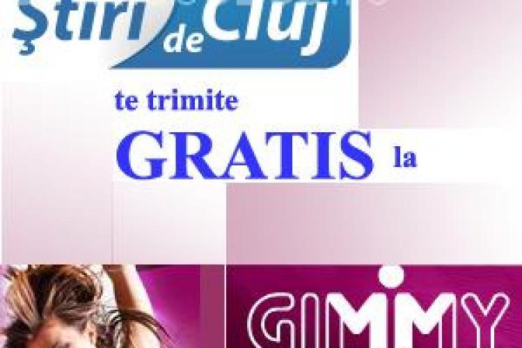 """Concursul """"Stiri de Cluj iti da abonament GRATUIT la Gimmy"""" s-a incheiat! Vezi daca esti pe lista celor 250 de castigatori"""