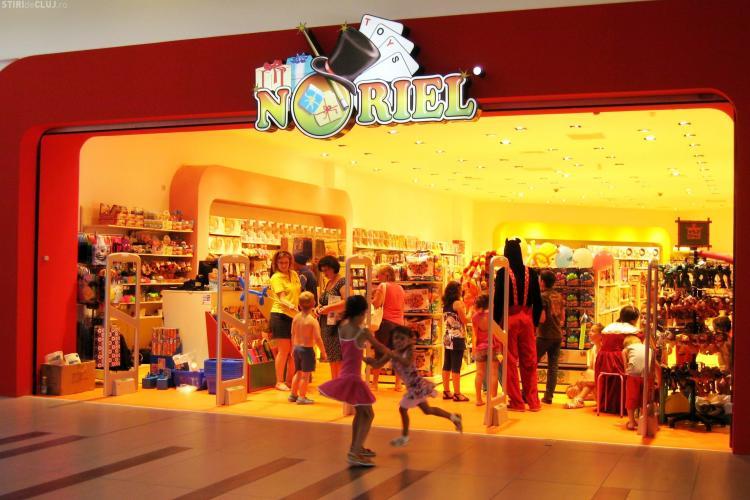 Noriel isi deschide magazin de jucarii in Iulius Mall Cluj