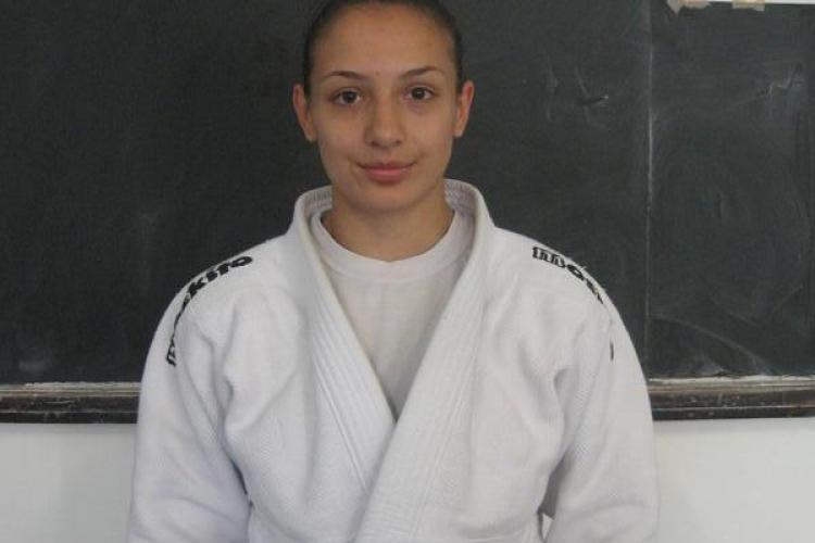 Medalie de argint pentru clujenca Loredana Ohai la Cupa Europeana U20 la judo