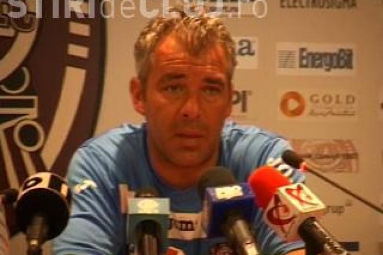 LIVE TEXT CFR Cluj - Sportul Studentesc 6-1. Vezi golul lui Kapetanos VIDEO