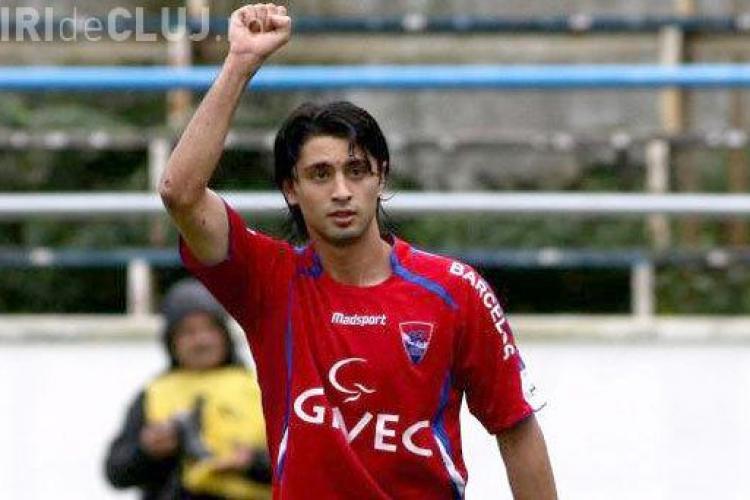 Rui Pedro a ajuns la Cluj! Vezi ce a spus VIDEO
