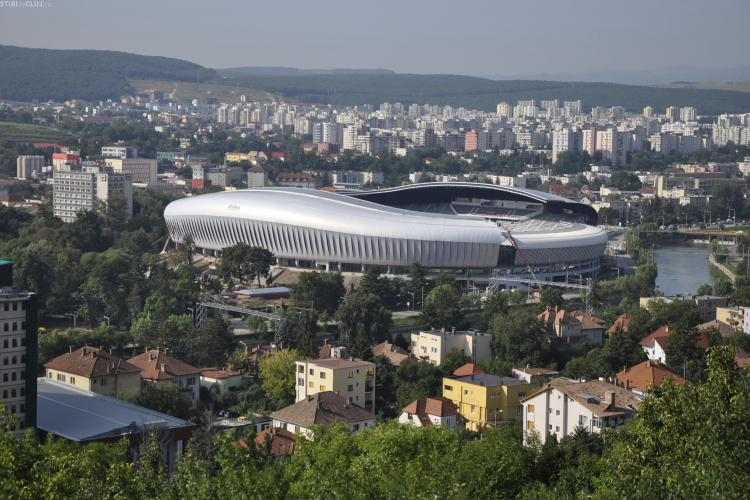 PSD -istii: Lipsesc locurile de parcare de la Stadion si Sala Polivalenta. Primaria: Facem 500 de parcari!