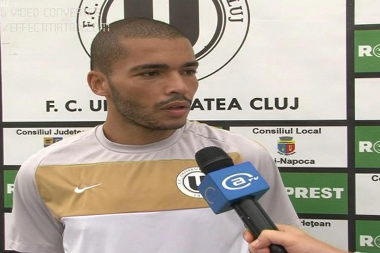 Mijlocasul Nasser Menassel, despre meciul cu Petrolul: Va fi o partida grea, mai ales ca vom juca fara suporteri