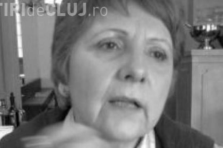 """Criticul de film, Viorica Bucur, parintele emisiunii """"Gala desenului animat"""" a murit"""