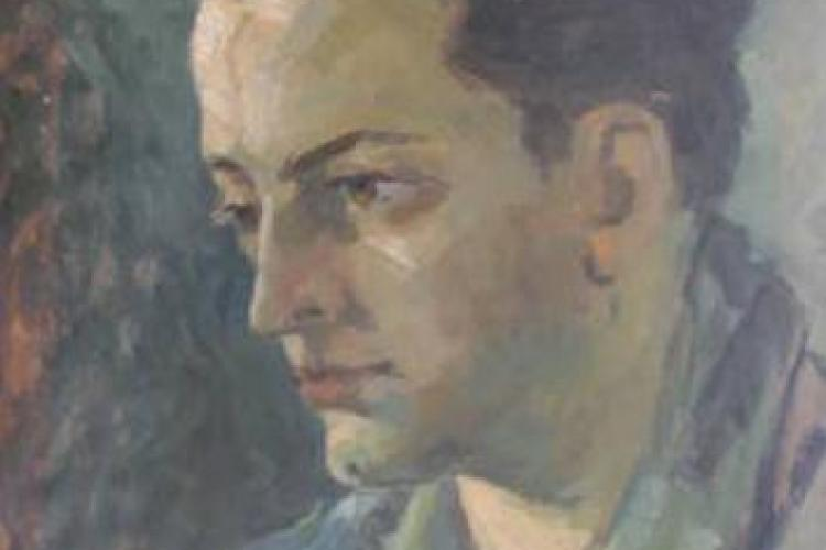 Autoportret Nicolae Tonitza, despre care nu se stia nimic, gasit in colectia unui barbat din Turda FOTO
