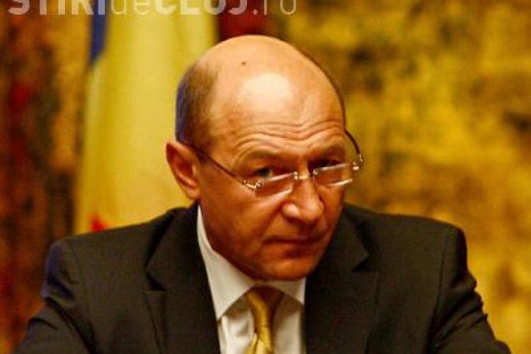 Ce le-a spus Basescu militantilor anti Rosia Montana adunati si la Cotroceni
