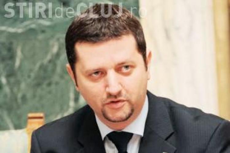 Calin Hintea, fostul consilier al lui Emil Boc, conduce U Cluj. Gabi Bostina este adjunct