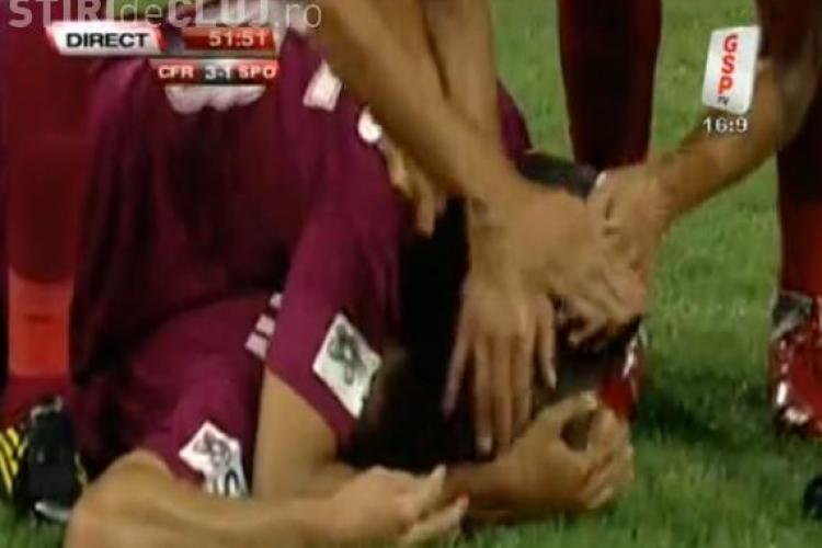 Gol Renan Garcia! CFR Cluj - Sportul Studentesc 3-1 VIDEO