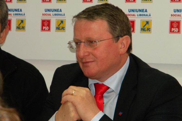 Presedintele PSD Cluj, Remus Lapusan: Laszlo Tokes este un nostalgic frustrat