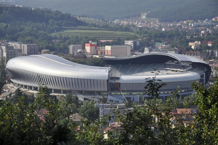 Alin Tise, despre solicitarea lui Paszkany de a juca pe Cluj Arena: Vrem echilibru si liniste VIDEO