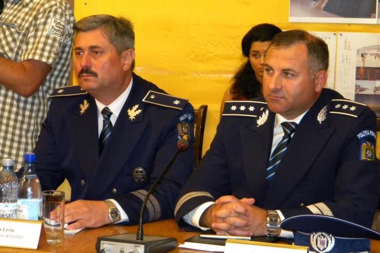 Liviu Gaia si Ioan Calugar vor conduce politia locala din Cluj-Napoca VIDEO