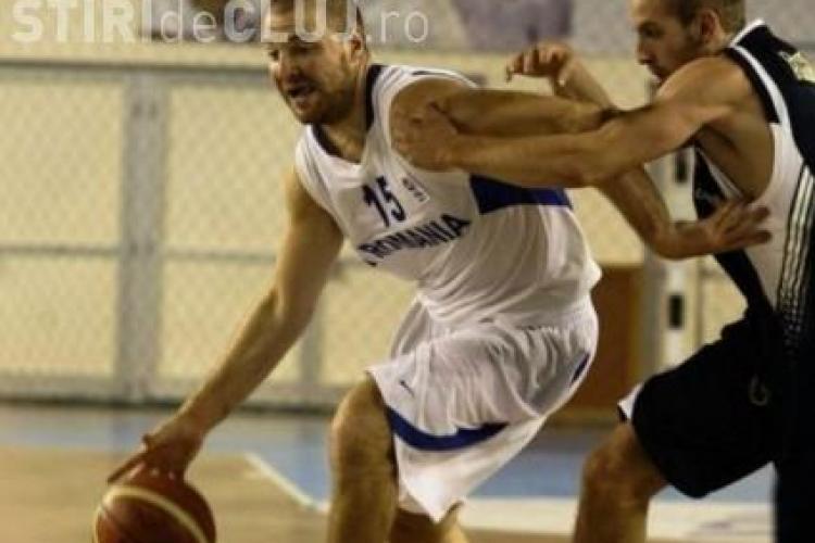 Romania-Belarus, meci din preliminariile campionatului european Eurobasket 2013, se joaca miercuri, 24 august, la Cluj
