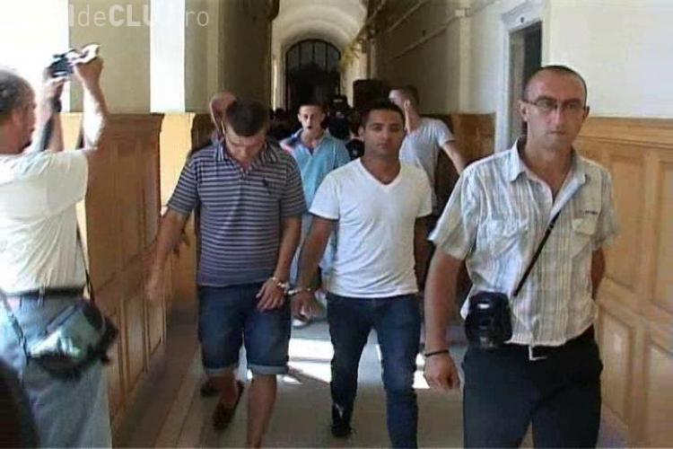 Fiul lui Gore, Sami David, eliberat de procurori! Ceilalti 4 interlopi ar putea fi arestati VIDEO