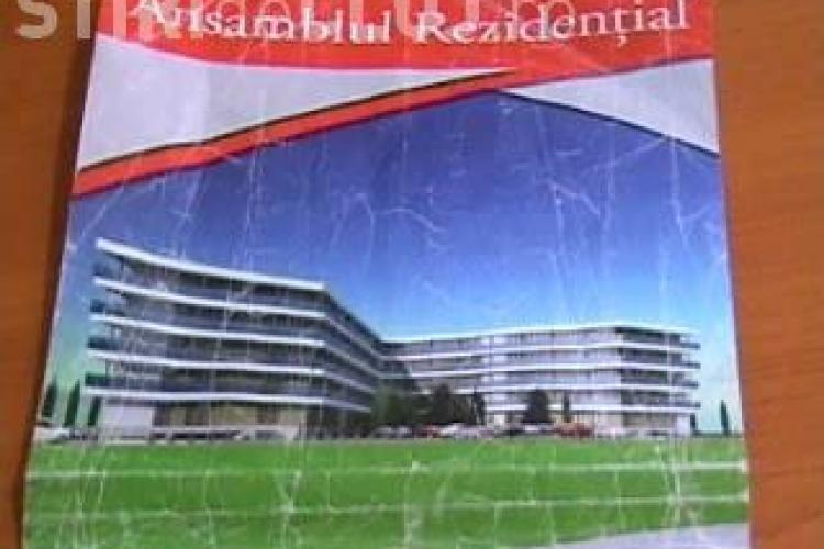 Au dat zeci de mii de euro, dar nu si-au mai primit apartamentele. Dezvoltatorul a intrat in insolventa - VIDEO