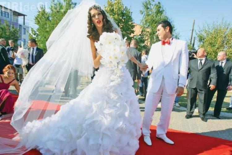 Culisele nuntii lui Borcea! Ce au mancat invitatii VIDEO