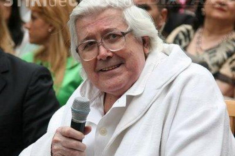 Alexandru Pesamosca, cel mai bun pediatru roman, a murit