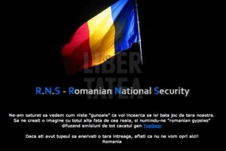Site -ul Daily Telegraph a fost spart de hackeri romani, cunoscuti sub numele de Romanian National Security (R.N.S.)