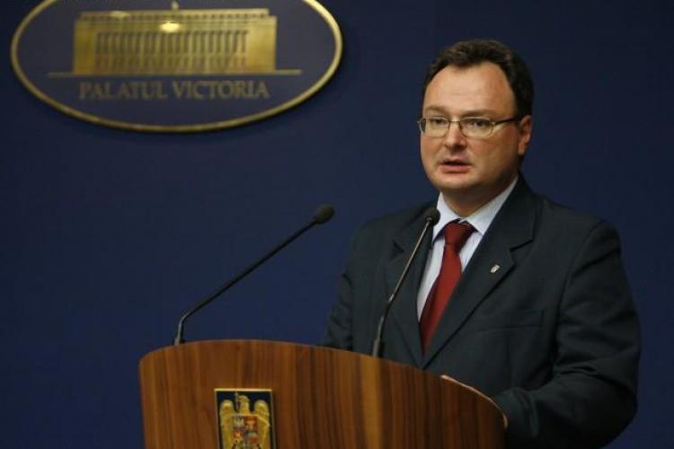 Secretarul de stat Catalin Baba este acuzat de fraude repetate de Colegiul Senatului UBB Cluj