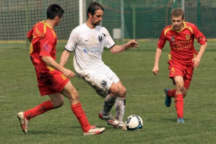 Miroslav Lecic: Important este ca U Cluj sa castige la Mioveni si Valcea