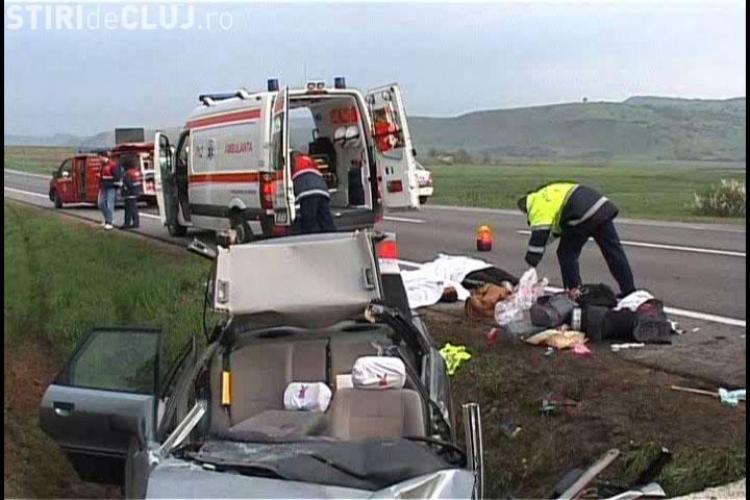 Statistica SUMBRA! 23 de oameni si-au pierdut viata in accidente rutiere pe drumurile clujene in 2010
