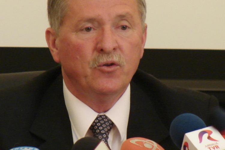 Clujeanul Mihail Hardau, fost ministru al Educatiei, critica sindicatele pentru ca se opun proiectului Legii Educatiei