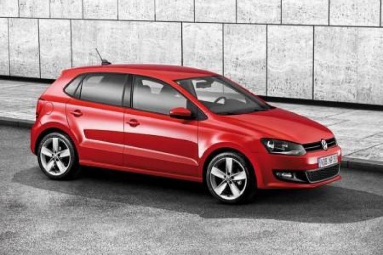 Volkswagen Polo- masina anului 2010 in lume