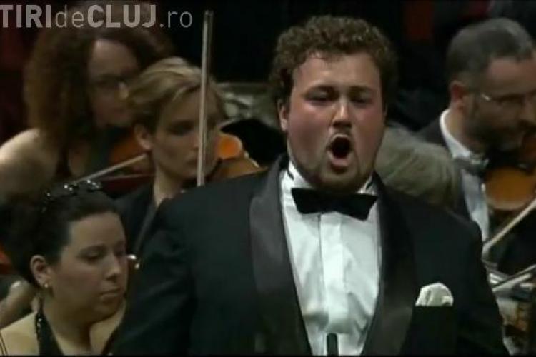 """Conducerea Academiei de Muzica """"Gheorghe Dima"""": """"TRIUMF ABSOLUT, Bravo, Stefan Pop!!!!"""""""