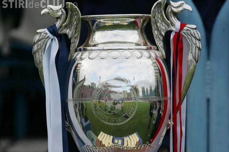 CFR s-a calificat din nou in finala Cupei Romaniei! Dinamo a fost neutralizata de jucatorii lui Mandorlini