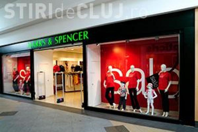 Marks & Spencer pleaca din Cluj