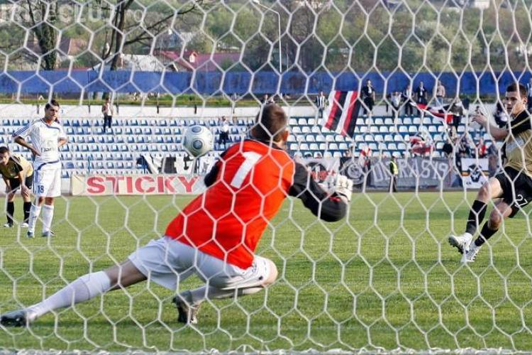 Rezumat Video de la meciul cu final de infarct castigat de U Cluj la Ramnicu Valcea