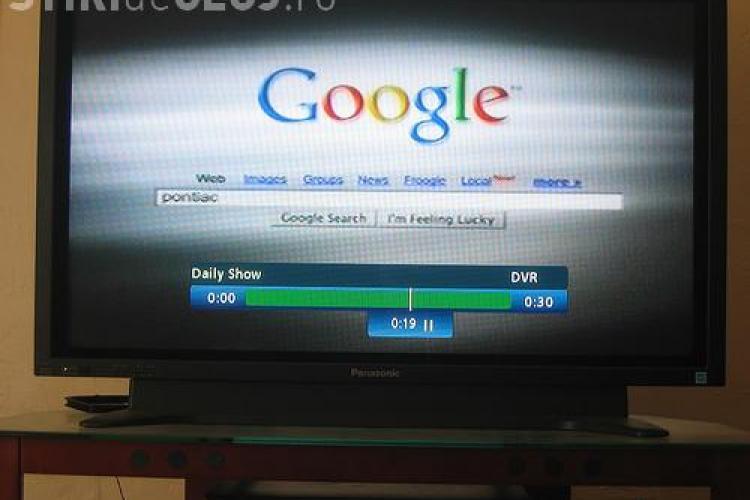 Lansarea Google TV ar putea fi anuntata luna aceasta
