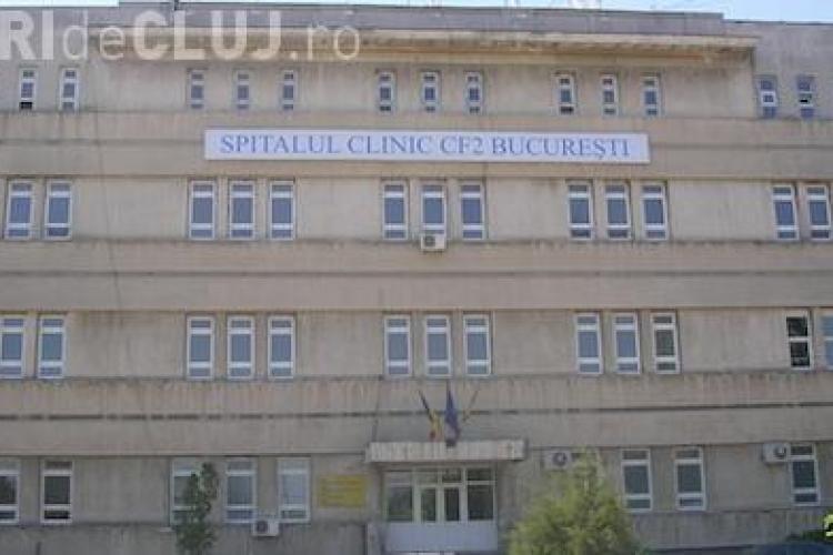 Controale la spitalele CFR din tara, inclusiv la cel din Cluj, dupa ce doua femei s-au imbolnavit grav in Spitalul CFR 2 din Capitala