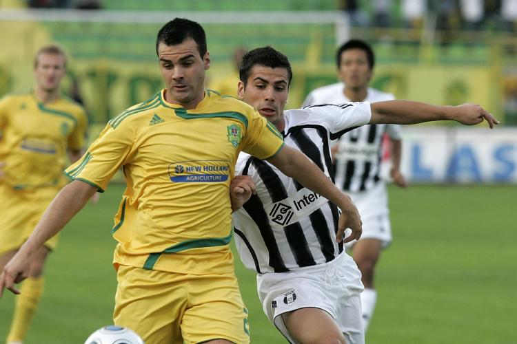 CFR Cluj- FC Vaslui, finala Cupei Romaniei