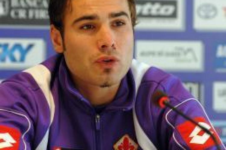 Fiorentina i-a redus lui Mutu salariul cu 50 la suta