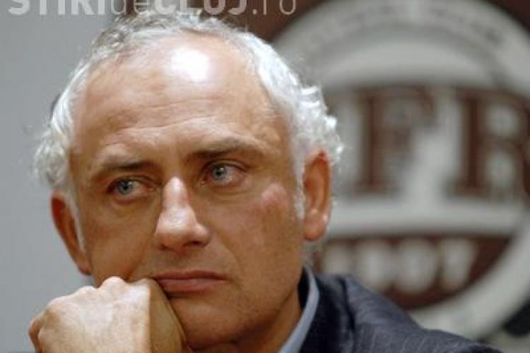 "Mandorlini: ""S-a intors ghinionul de la Timisoara, in fotbal trebuie sa mai ai si noroc"""