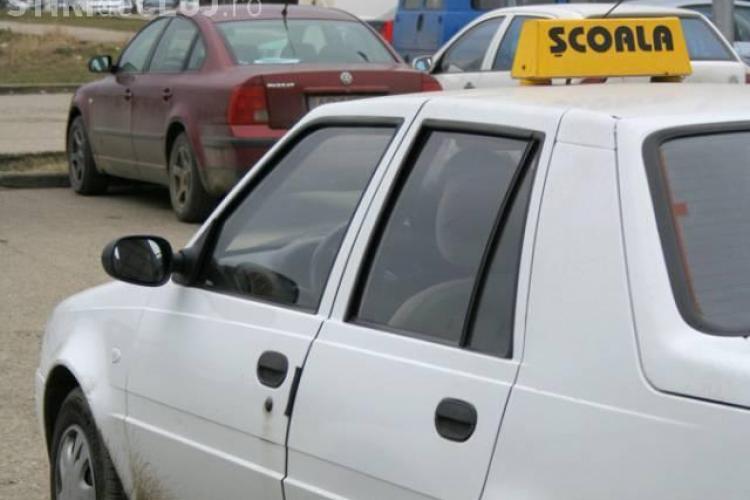 Un instructor auto din Cluj  a fost depistat, in trafic,  cu o alcoolemie de 3 la mie in sange