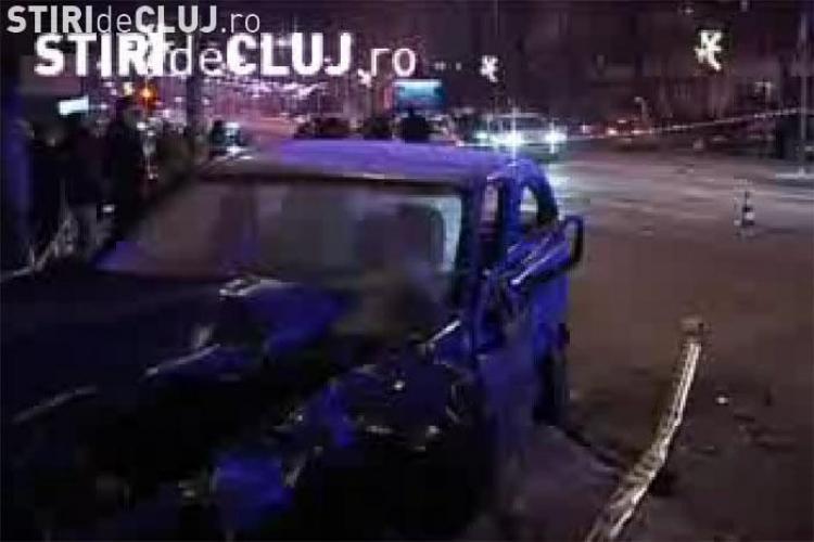 Jandarmul care a accidentat mortal un barbat pe Calea Floresti a cerut sa fie eliberat, dar judecatorii s-au opus
