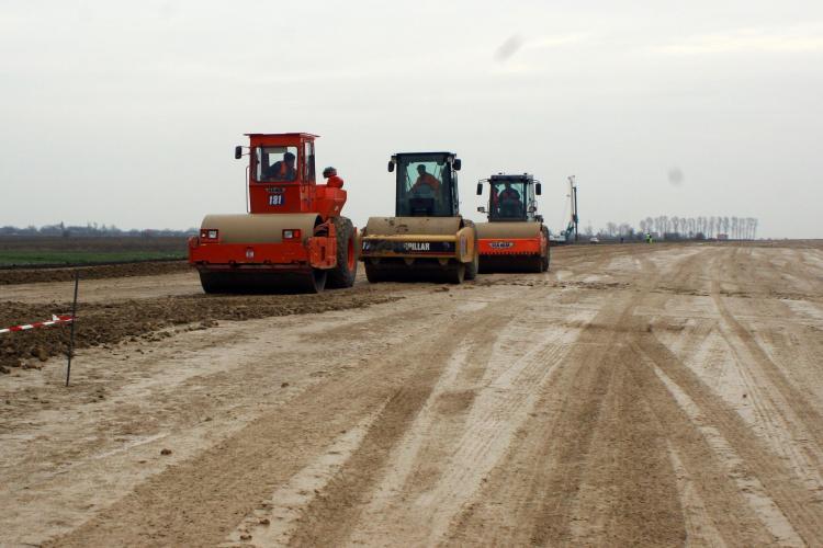 Contractul de constructie a autostrazii Comarnic-Brasov a fost reziliat