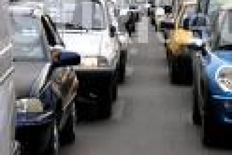 Se numara masinile din trafic! CNADNR face un recensamant al masinilor!