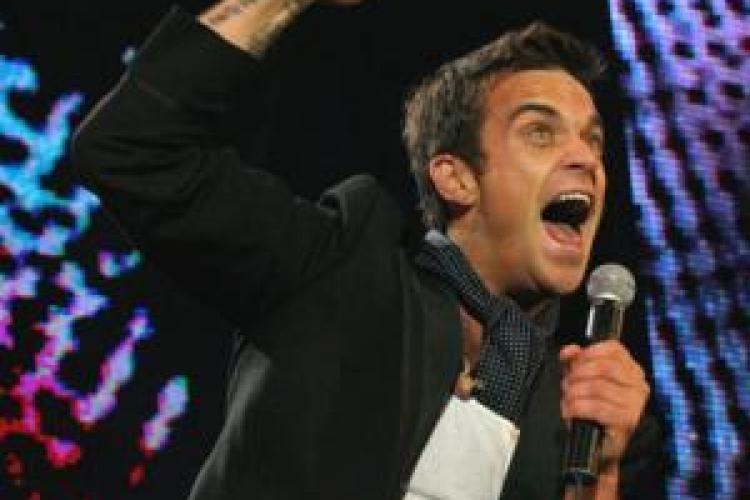 Robbie Williams este preferat pentru interpretarea imnului neoficial al Cupei Mondiale 2010 din Africa de Sud