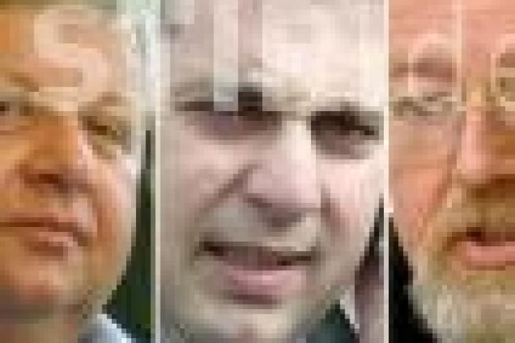 Costiniu, Casuneanu si Locic au fost arestati pentru 29 de zile