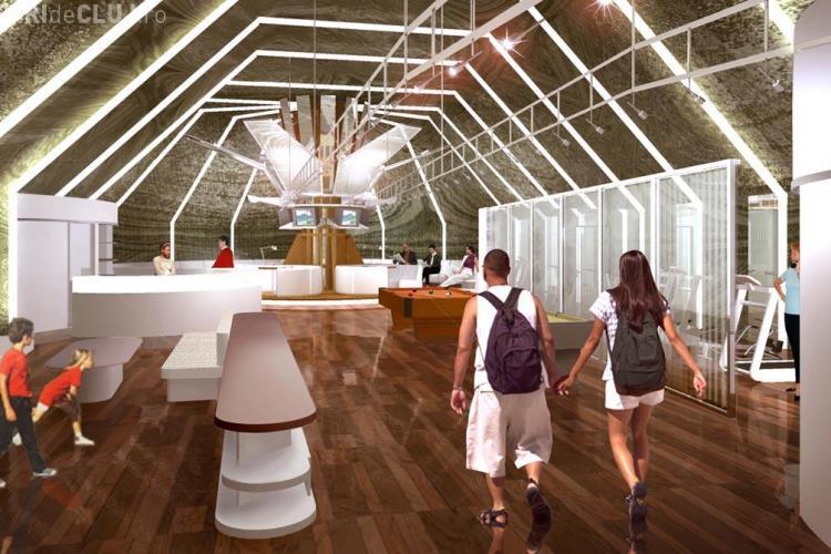 Salina Turda va fi iluminata cu energie solara