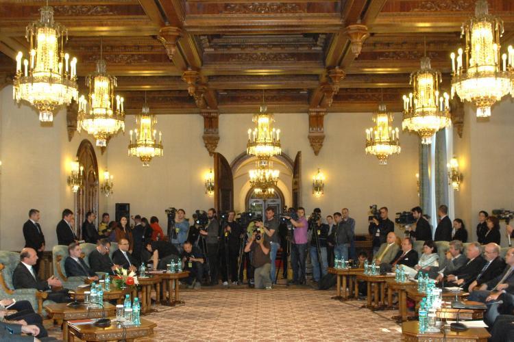 Basescu: Curtea Constitutionala a exagerat in privinta Legii ANI