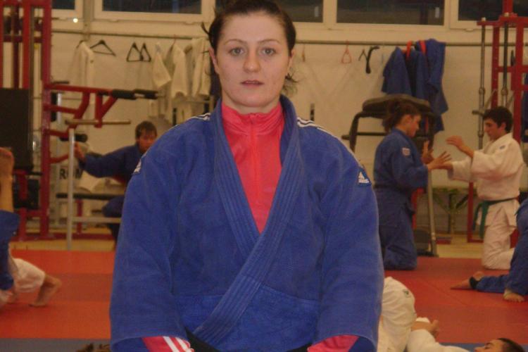 Clujeanca Corina Caprioriu a devenit Campioana Europeana la judo