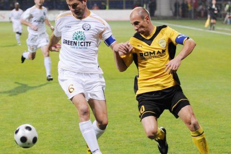 VIDEO - Unirea Urziceni a invins FC Brasov cu 1-0 si s-a apropiat la trei puncte de CFR Cluj