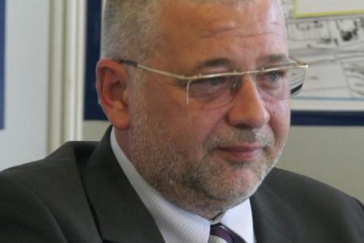 Marius Nicoara candideaza pentru un nou mandat ca presedinte al PNL Cluj