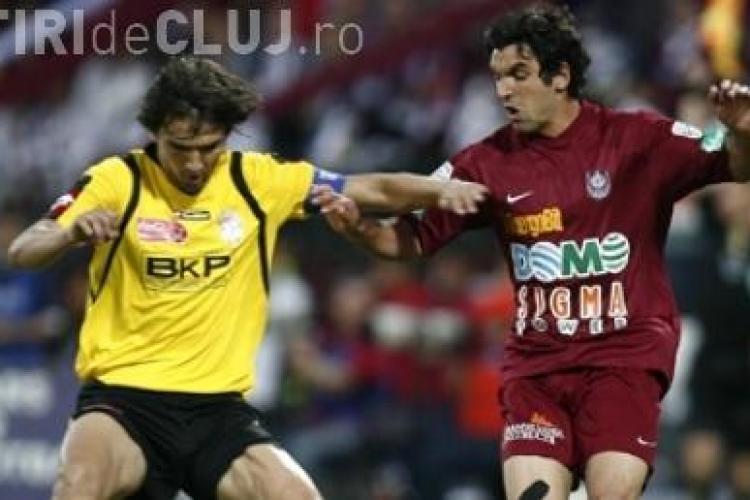 LIVE TEXT - FC Timisoara - CFR Cluj - 1 - 1 - VIDEO cu golul reusit de clujeni