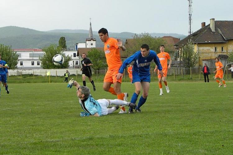 Universitatea Cuj - CFR Marmosim Simeria: 0-0