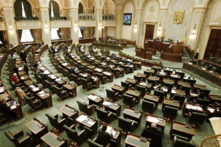 Motiunea pe Aparare a fost respinsa de Senat